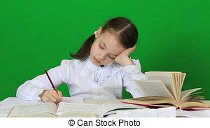 Child who lies about homework